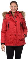 Fleet Street Women's Expedition Hooded Jacket