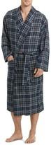 Polo Ralph Lauren Anderson Plaid Flannel Robe