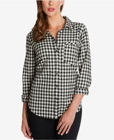 Lucky Brand Checkered Shirt