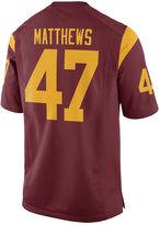 Nike Men's Clay Matthews USC Trojans Player Game Jersey