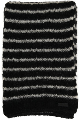 Saint Laurent Stripes Scarf