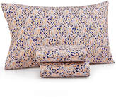 Jessica Sanders Printed Microfiber Twin 3-Pc Sheet Set, Created for Macy's