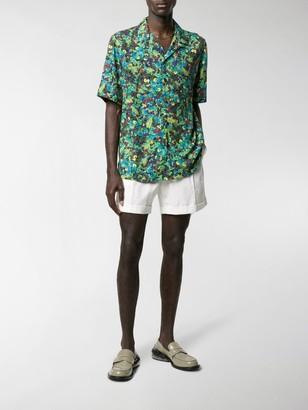 Dolce & Gabbana Turned Hem Chino Shorts
