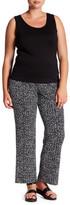 Vince Camuto Speckle Pop Flare Pant (Plus Size)