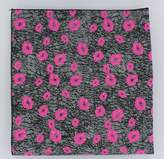 Wholesale For Everyone Bandana: Pink Lips/ Background