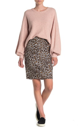 J.Crew Solid Pencil Skirt