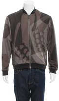 Alexander McQueen Printed Bomber Jacket w/ Tags