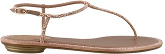 Rene Caovilla Diana Flat Sandals
