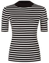 Claudie Pierlot Striped T-Shirt