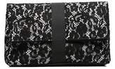 MySuelly Bags's Brigitte Clutch Bags In Black - Size Uk U.S / Eu T.U