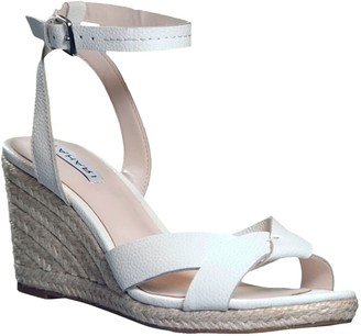 Tahari Joslyn Espadrille Wedge Sandals