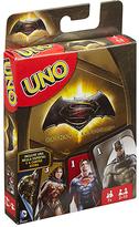 Mattel Batman V. Superman Uno Game