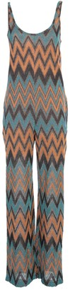 M Missoni Jumpsuit W/s Waves Effect