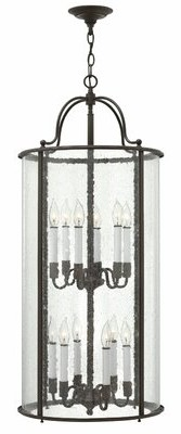 Darby Home Co Robles 12-Light Foyer Pendant
