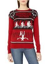 Netflix Women's Ugly Christmas Sweater