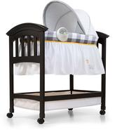Summer Infant Buffalo Check Wood Bassinet