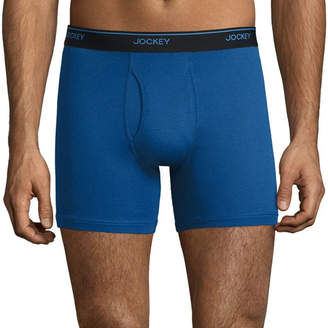 Jockey 3 Pair Staycool+ Boxer Brief - Men's