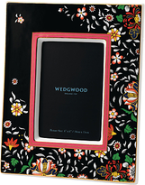 Wedgwood Wonderlust Oriental Jewel Picture Frame, Black/Multi, 4 x 6 (10 x 15cm)