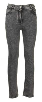 Balmain Black Skinny Jeans Denim Cotton