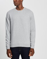 Thumbnail for your product : Sunspel Men's Grey Sweats - Sweatshirt - Size M at The Iconic