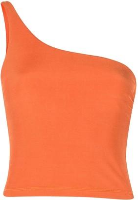 The Upside Asymmetric Vest Top