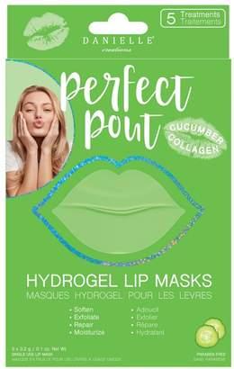 Danielle Perfect Pout Cucumber Lip Mask