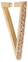 Chicco Zoe Pave Diamond Triangle Ear Cuff