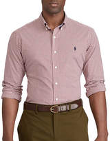 Polo Ralph Lauren Big and Tall Classic-Fit Gingham Cotton Shirt