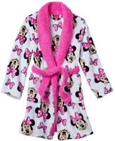Disney's Minnie Mouse Girls 4-8 Bath Robe
