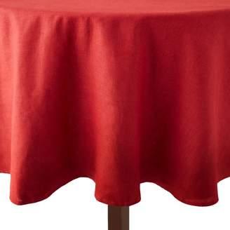 """Sferra Festival Tablecloth, 90"""" Round"""