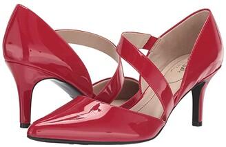 LifeStride Suki (Black) Women's 1-2 inch heel Shoes