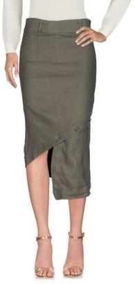 Robert Rodriguez Knee length skirt