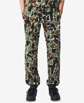 adidas Men's Slim Camo Sweatpants