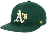 '47 Oakland Athletics Sure Shot Snapback Cap