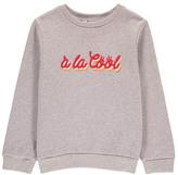 Hundred Pieces A La Cool Girl Sweatshirt