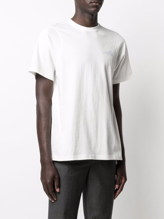 Thumbnail for your product : Ader Error logo crew-neck T-shirt