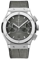 Hublot Classic Fusion Racing Grey 45mm Titanium Chronograph Watch