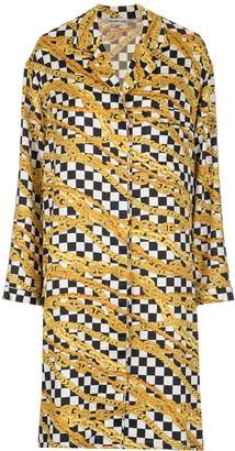 Balenciaga Chain Printed Oversized Dress