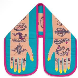 Stuart Gardiner Design Grill Power Double Oven Glove - Light Skin