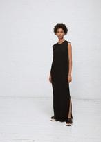 Won Hundred black christie knit dress
