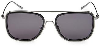 Calvin Klein 57MM Navigator Sunglasses