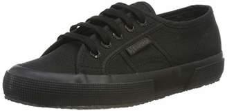 Superga Cotu Classics, Unisex Low-Top Sneakers, Black (schwarz/black), 7 UK ( EU)