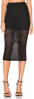 Asilio At First Sight Knit Skirt