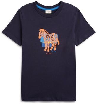 Paul Smith Neon Zebra T-Shirt