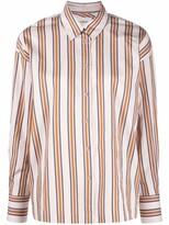 Thumbnail for your product : BA&SH Nais striped shirt