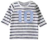 Name It Striped Cotton Sweatshirt