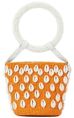 Aranaz Kaia bucket bag