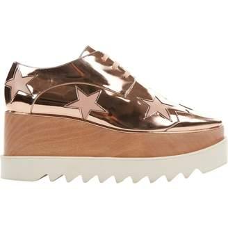 Stella McCartney Stella Mc Cartney Pink Plastic Heels