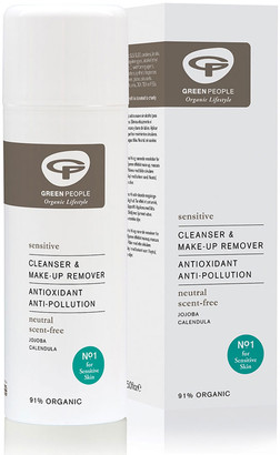 Green People Neutral/Scent Free Cleanser 150Ml