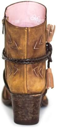 Miss Macie Boots Southwest Cut-Out Bootie